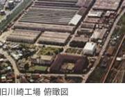 旧川崎工場 俯瞰図