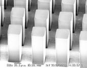 微細パターン加工例 デジタル露光機6