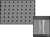微細穴明け レーザー加工機5