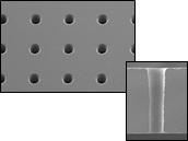 微細穴明け レーザー加工機6