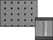 微細穴明け レーザー加工機7